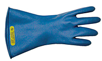 Low Voltage EPDM Blue Glove