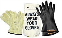 Insulating Rubber Glove Kit