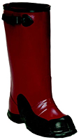 Deep Heel Overshoes (17 inches Full Cut Deep Heel Overshoe, Whole Sizes 7-17)