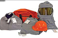 Personal Protection Equipment Kits (40 Calories per Centimeter Square (CAL/CM<sup>2</sup>) HRC 4)