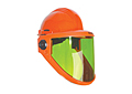 Weight Balancing Arc Flash Protection Faceshield Units