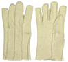 Gloves - Accessories (Open Wrist, Seams Out, Light Weight Jersey Liner - L10J)