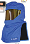 Pro-Hood® Arc Flash Protection Hoods (Royal Blue)